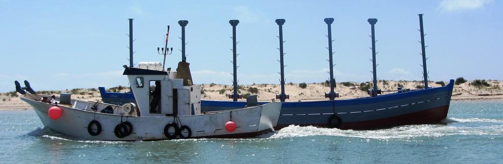 Barco Almadraba