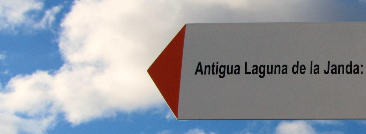 La Janda - Antígua laguna
