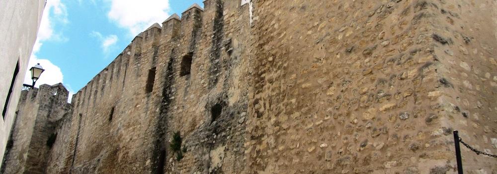 Lienzo muralla de Vejer