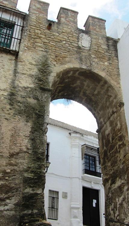 Puerta muralla Vejer