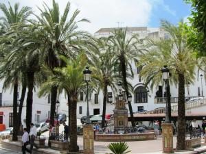 Plaza de Vejer
