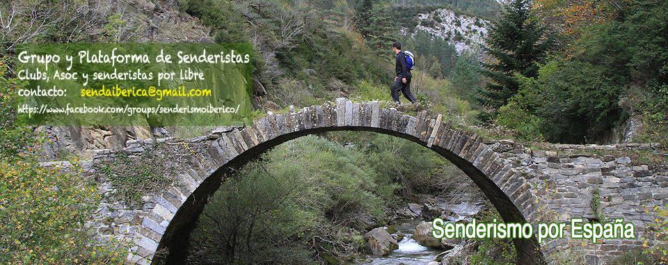 Senderismo por España