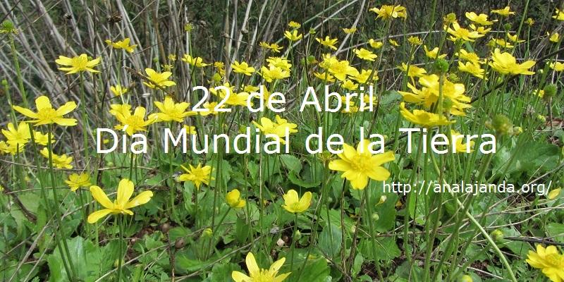 22 de Abril Día Mundial de la Tierra