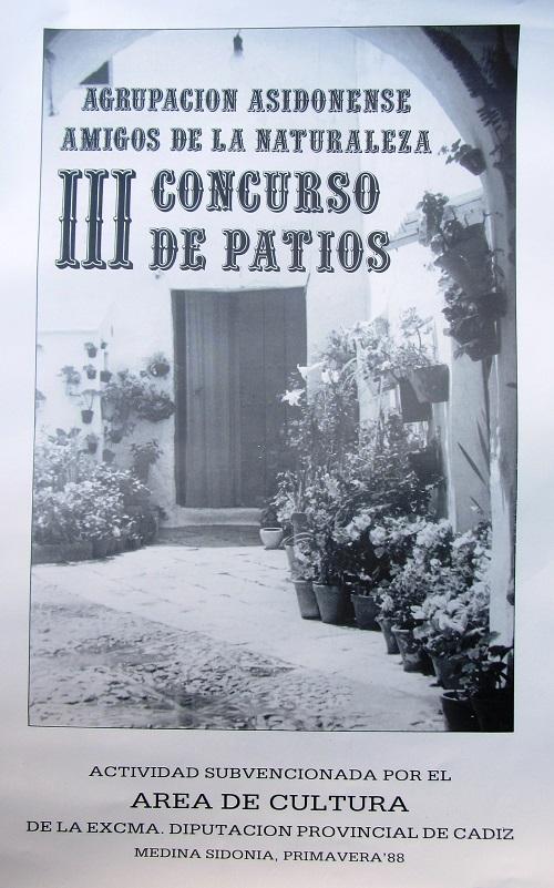 III Concurso de Patios