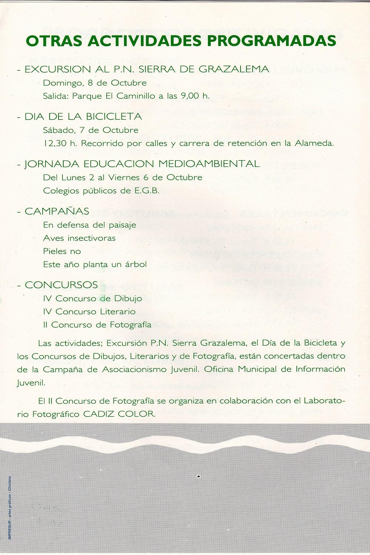 1989 Jornadas de Ecologia 4